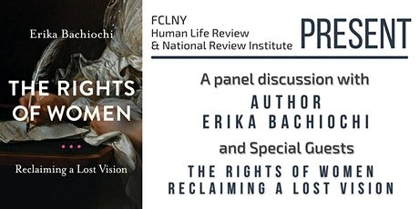 The Rights of Women Panel Discussion NYC! tickets