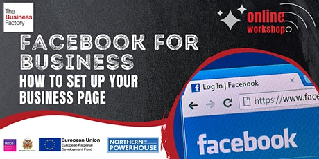 Facebook for Business - 1pm tickets