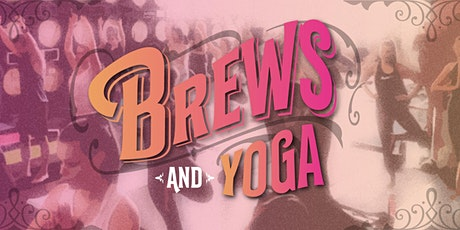 Brews & Yoga at Alter Brewing Co. tickets