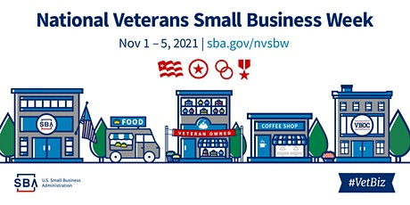 National Veterans Small Business Week: Doing Business with the VA tickets
