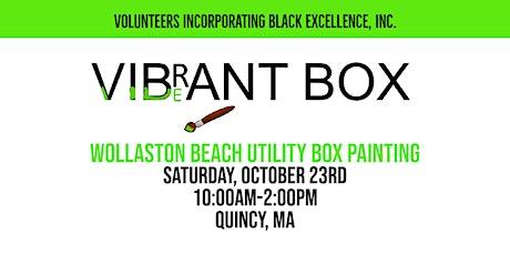 Volunteer VIBEs: Vibrant Box (Murals) tickets