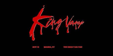 PLAYBOI CARTI: KING VAMP TOUR tickets