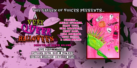 """TGoV Podcast presents """"A Very Queer Halloween"""" Live Premiere tickets"""