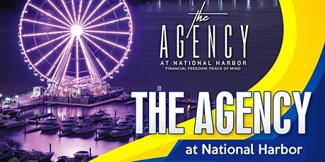 The Agency at National Harbor Expansion Grand Opening tickets