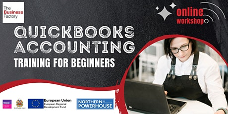 Quickbooks Accounting Training for Beginners - 9.30am tickets