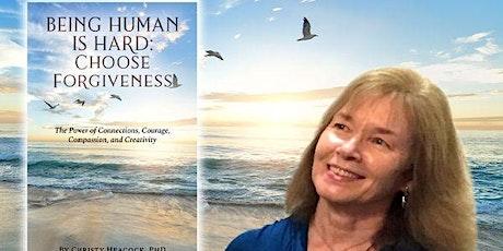 Forgiveness Talk:  Meet Author Christy Heacock tickets