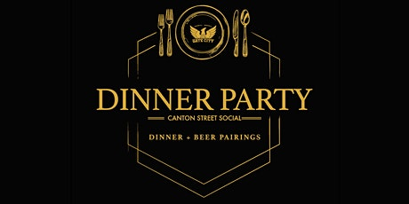 Canton St. Social- Beer Dinner with Gate City Brewing Co. tickets