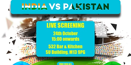 India Pakistan World T-20 Watch Party tickets