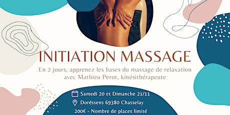 Initiation massage billets