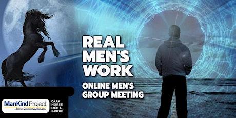 Online Dark Horse Men's Group Meeting tickets