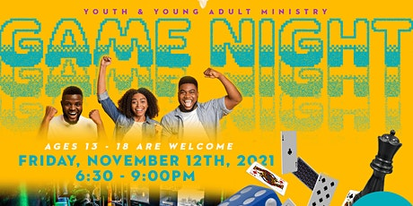 Empowerment Youth Game Night tickets