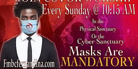 Sunday Service 10-24 tickets