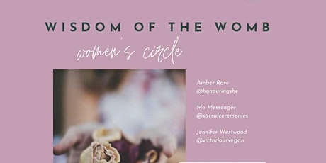 Wisdom Of The Womb (Women's Circle) tickets
