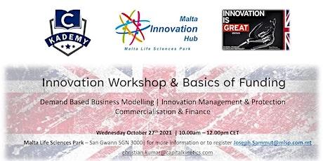 Innovation Management tickets
