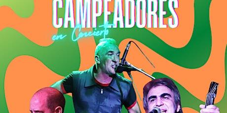 CAMPEADORES | ROCKABILLY entradas
