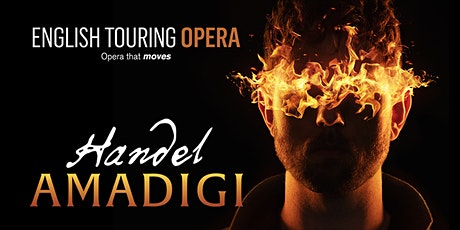 Sat 23 Oct: Amadigi pre show talk (Royal Spa Centre) tickets