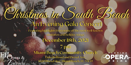 Christmas in South Beach tickets