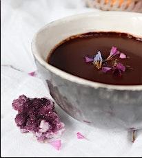 ✨ Cacao Ceremony & Sound Bath Meditation for Integration Tickets