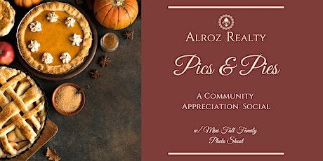 Alroz Realty - Pics & Pies Community Appreciation Social tickets