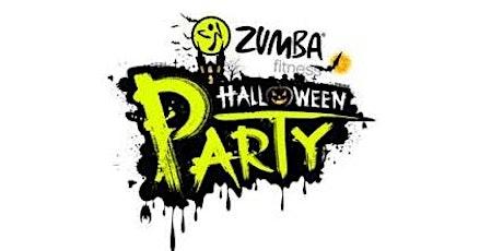 Zumba  HALLOWEEN  BASH! tickets