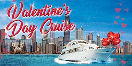 Valentine's Day Cruises on Lake Michigan - Party on a 3-story Yacht w/ a DJ tickets