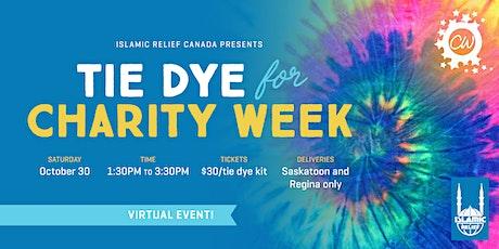 Tie Dye for Charity Week tickets