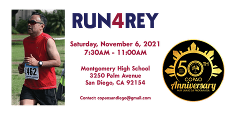 RUN4REY tickets