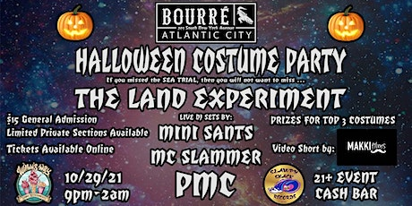 Halloween Costume Party presented by Slawpy Shack Records tickets