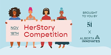 HerStory 2021 Competition tickets