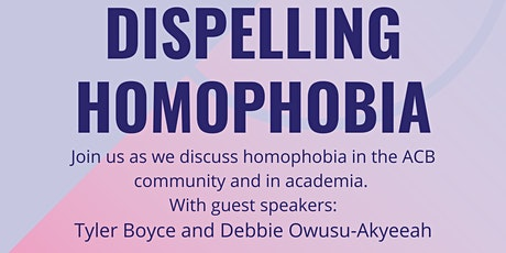 Changing the Narrative: Dispelling Homophobia tickets