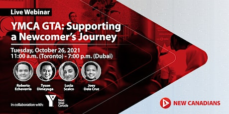 YMCA GTA: Supporting a Newcomer's Journey tickets