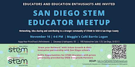 San Diego STEM Educator Meetup tickets