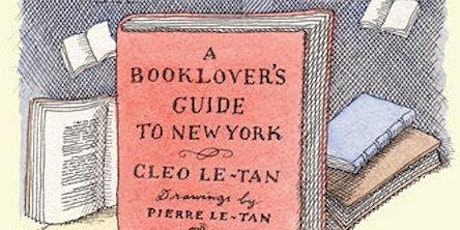 A Booklover's Guide to New York (In-Person) tickets