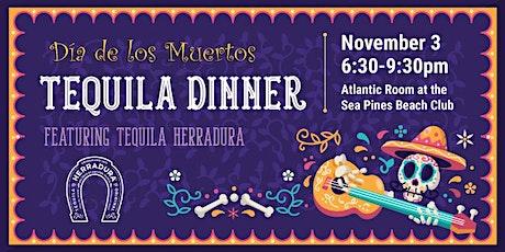 Dia De Los Muertos Tequila Dinner tickets