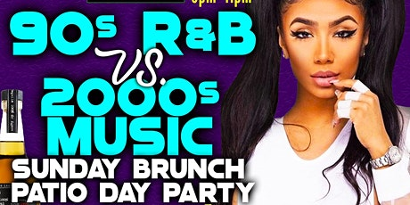 90s R&B Vs. 2000s Music Sunday Day Party tickets