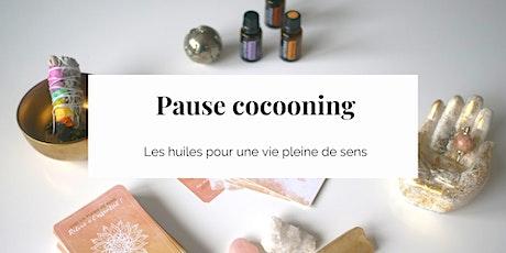 Pause COCOONING_  Les huiles pour une vie pleine de sens billets