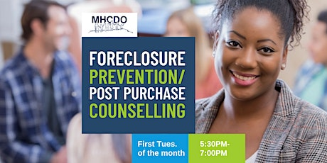 Foreclosure Prevention and Post Purchase Counseling tickets