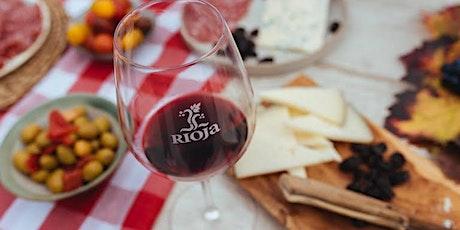Celebrate the Wines of Rioja with Rioja Brand Ambassador, Ana Fabiano tickets