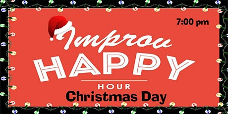 Special Improv Holiday Happy Hour tickets