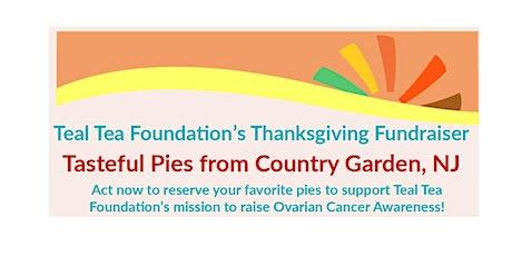 Thanksgiving Pie Sale tickets