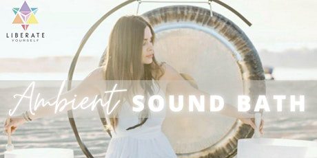 IN PERSON | Ambient Soundbath Meditation with Sahar tickets
