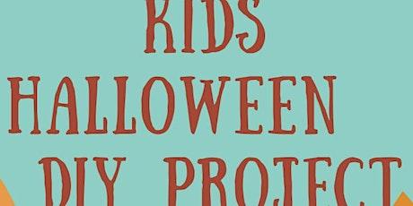 Kids Halloween DIY Event tickets