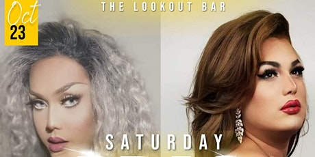 Saturday Night Drag - Kimmy Couture & Yaya Torres - 9:30pm tickets