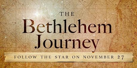 The Bethlehem Journey 2021 tickets