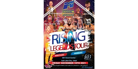 Rising Legends Tour Midget Wrestling Warriors tickets