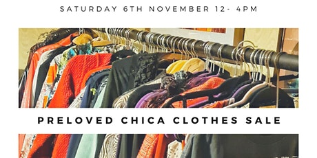 Preloved Chica Clothes Sale tickets