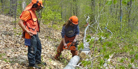 Basic Chainsaw Use & Safety for Beginners, April 19, 2022 tickets