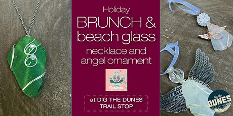 Holiday Beach Glass Wire Wrapping & Brunch tickets