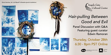 Artist Talk  Hair-pulling Between Good and Evil tickets