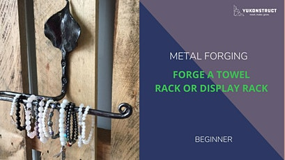 Introduction To The Induction Forge - Make a Display Rack tickets